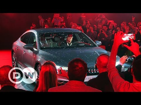 World premiere: The new Audi A7 | DW English