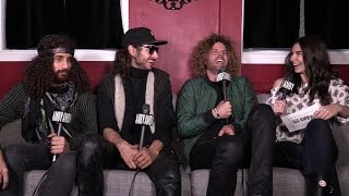 Interview with Wolfmother