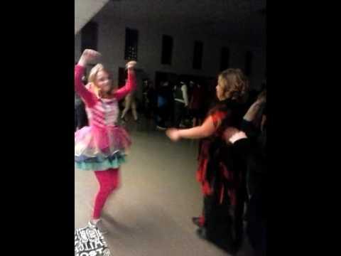 Mannington middle school Halloween party