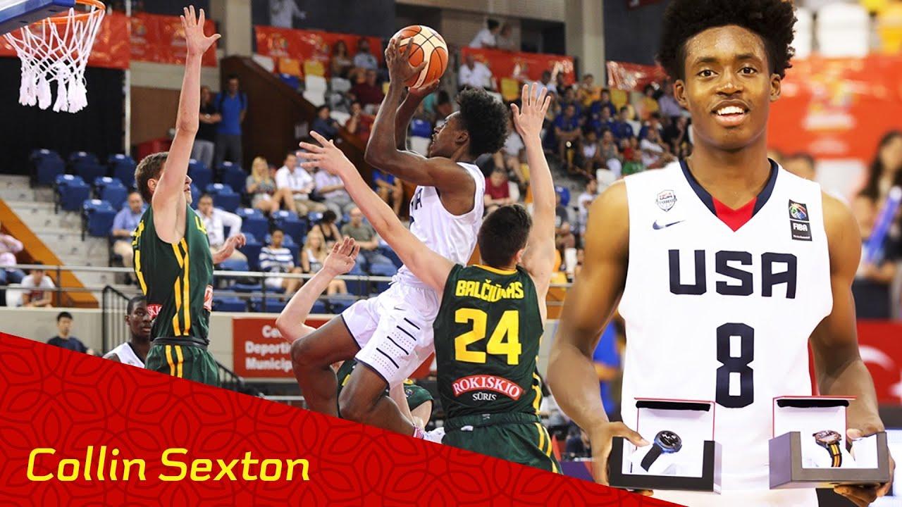 Collin Sexton - MVP