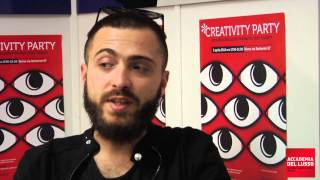 Creativity Party - intervista a Marco Calisse – Agenzia CM Project