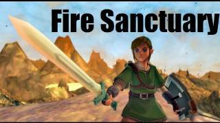 Legend of Zelda: Skyward Sword - Fire Sanctuary Trailer