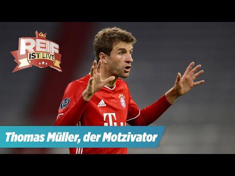 """""""Motzivator"""" Thomas Müller: Reif über eine mögliche Rückkehr in die DFB-Elf   Reif ist Live"""