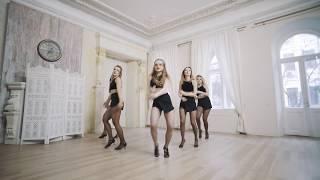 Urban Bachata Lady style   JCY & Sisqo - Thong song (DJ Selphi)  Choreography by Nataliia Nosachuk