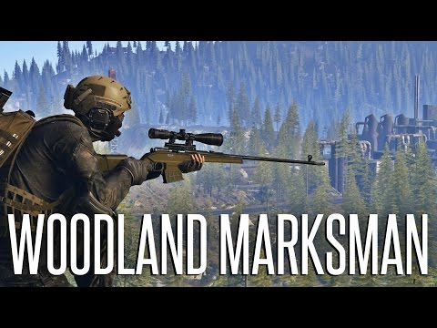 WOODLAND MARKSMAN! - Ghost Recon Wildlands Squad Mission (Hardest Difficulty)