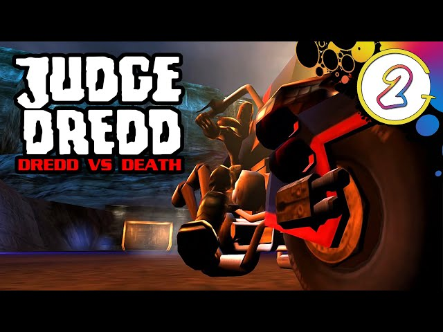 Justice Hates Walking in Circles - Judge Dredd: Dredd vs Death Gameplay Part 2