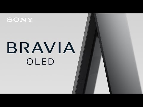 First Look: BRAVIA OLED A1 TV