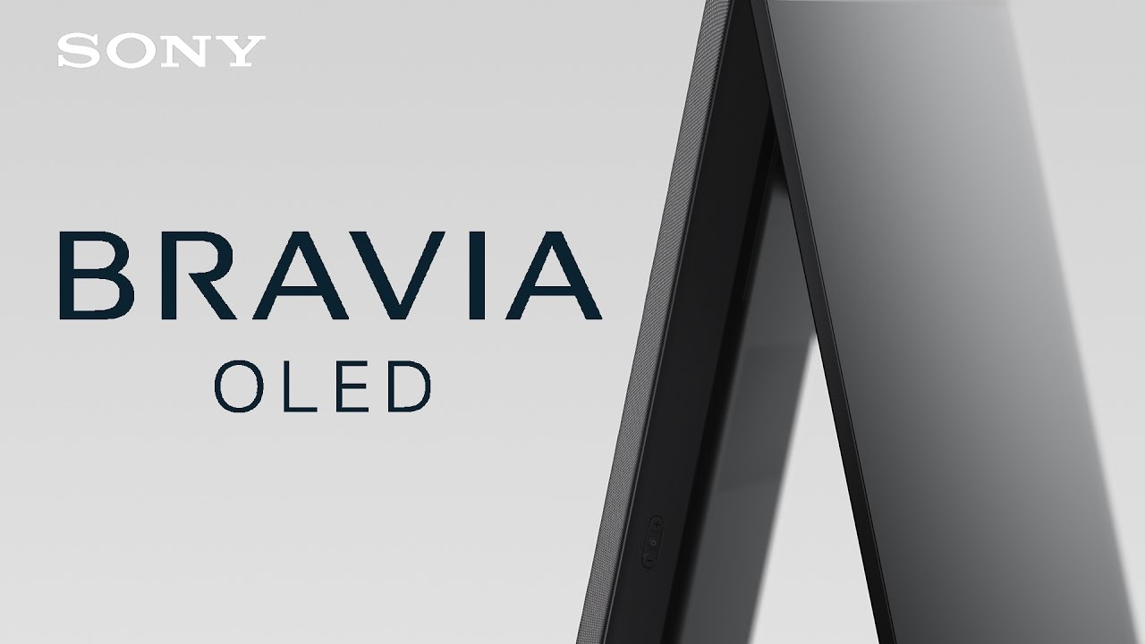 sony tv oled. the new a1 bravia oled tv \u2013 a revolutionary combination of sound \u0026 picture quality - youtube sony tv oled