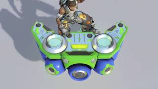 Overwatch: LUCIO LEGENDARY EMOTE [Overwatch League All-Access pass exclusive]