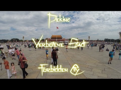 {☯12} Peking 北京 - Forbidden City & Temple of Heaven - China 2014 [HD+]
