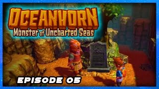Oceanhorn Monster of Uncharted Seas Part 5 PC Steam Gameplay Walkthrough