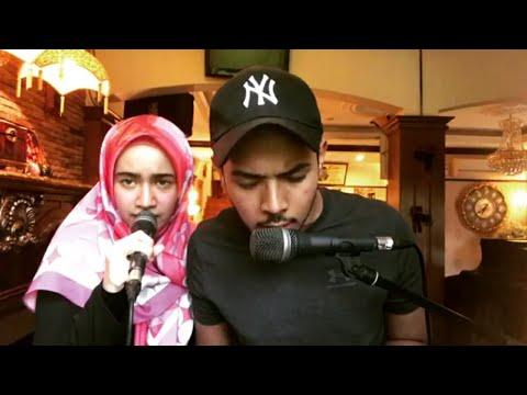Amira Othman pulak cover lagu Jampi dengan adiknya, memang berhantu lagu ni
