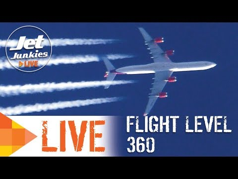 Jet Junkies Live | FLIGHT LEVEL 360