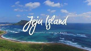 [4K드론] 제주도 풍경 Scenery of Jeju island in Korea