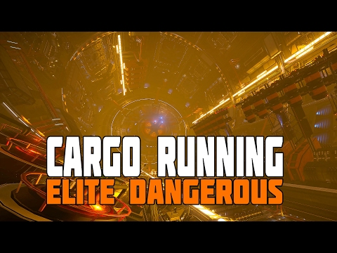 Elite Dangerous - Deliveries, Classified Scans and Ram Tah