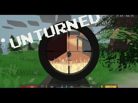Как сохраниться в Unturned (+дюп)
