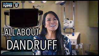 how to get rid of dandruff   seborrheic dermatitis   with dr sandra lee