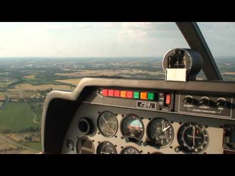 Vol en Mayenne avec un DR400 au départ de Laval