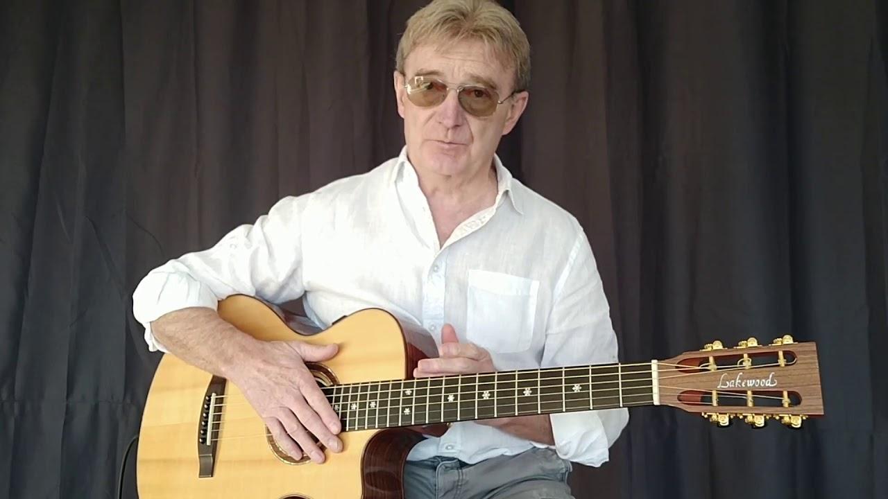 Hallelujah de Leonard Cohen (Tuto guitare facile) - YouTube