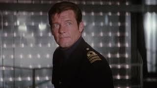 THE SPY WHO LOVED ME   Bond vs Jaws