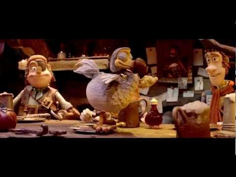 Pirati! Briganti da strapazzo 3D – Trailer Italiano Ufficiale HD