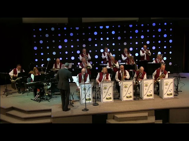 Alexanders Ragtime Band - Swingmasters 2018 Fall Concert