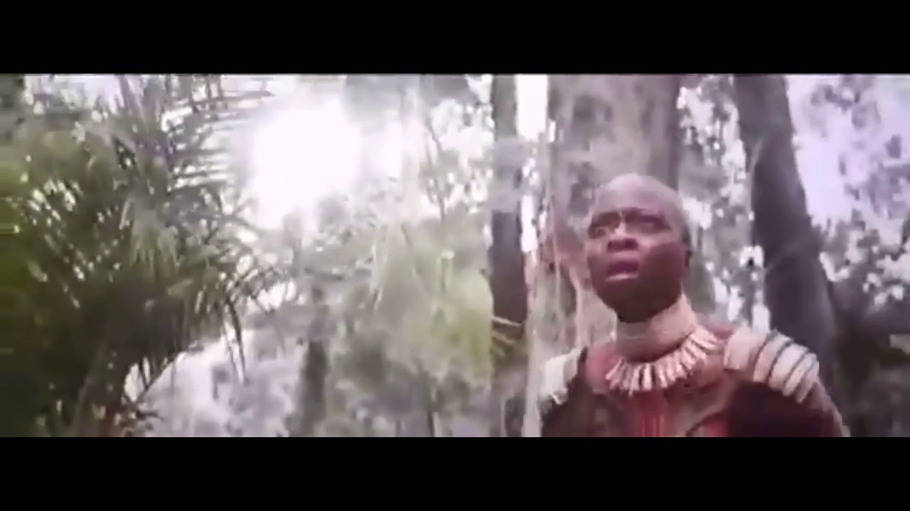 Groot And Black Panther Death Scene Avengers Infinity War Youtube