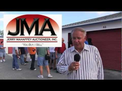 JMAuctioneers Storage Lien Auctions