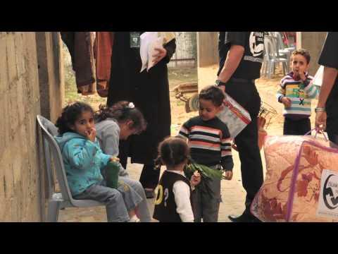 Islamic Help Gaza Emergency Aid Work