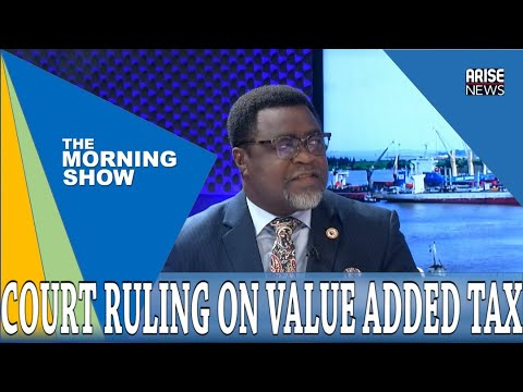 Download THE VAT RULING WILL MAKE GOVERNORS THINK OUT OF THE BOX - LIBOROUS OSHOMA