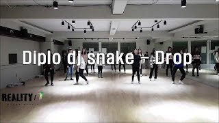 Basic  Diplo Dj Snake - Drop  Choreography  Class Video