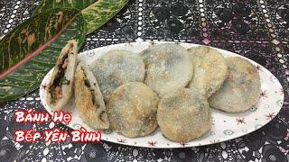 Cách làm bánh hẹ, đơn giản nhưng ăn ngon tuyệt. Bánh làm từ bột gạo.