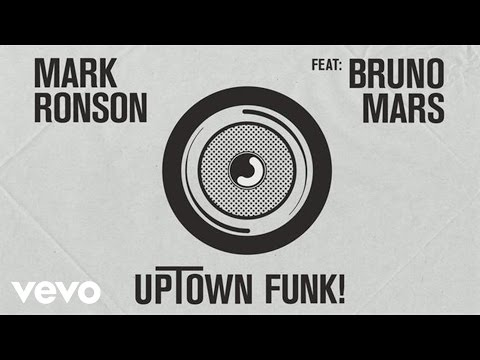 Mark Ronson  Uptown Funk Audio ft Bruno Mars