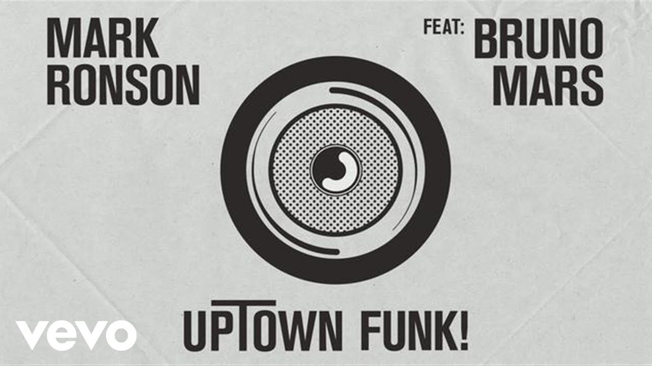 Uptown funk piano chords