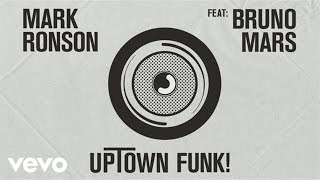Cover images Mark Ronson - Uptown Funk (Official Audio) ft. Bruno Mars