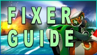 Fixer Guide | Playstyle & Items - Battle Bay