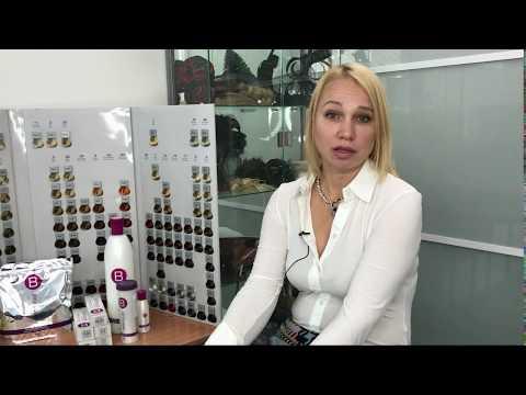 Крем-краска Berrywell – первый в мире краситель с коллагеном. Здоровые волосы после окрашивания!