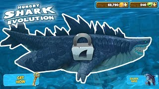 New Godzilla Shark Unlocked!!! - Hungry Shark Evolution | HD
