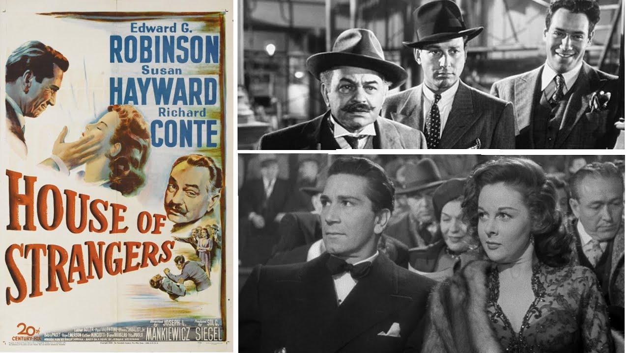 Download House Of Strangers 1949   1080p BluRay   Crime   Drama   Film-Noir   Thriller