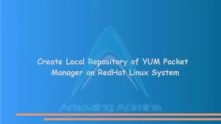 Creating Local Repository for Redhat Linux 6 for YUM Packet Manager