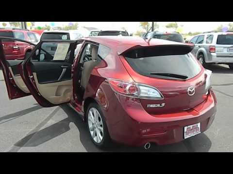 2011 Mazda MAZDA3   S Sport Hatchback 4D Phoenix AZ 00620754