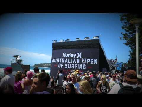 Australian Open Of Surfing 2015 - Manly
