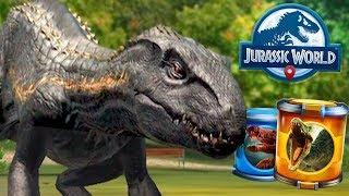 Indoraptor Wins All The Incubators!!! - Jurassic World Alive | Ep26 ( Jurassic GO )