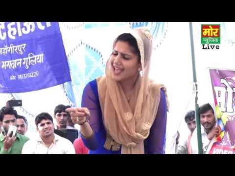 Sapna Dance    Solid Body   Tu thada mai madi     Jahangirpur    Mor Haryanvi 1