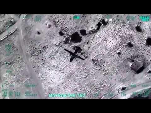 HD/4K Görüntü Kalitesiyle - İnsansız Hava Aracı Görüntüleri - BAYRAKTAR - İHA - TSK
