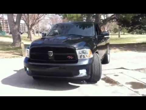 dodge ram r t on 26s youtube. Black Bedroom Furniture Sets. Home Design Ideas