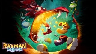 Rayman Legends - PC Gameplay