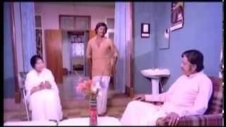 Thillu Mullu│Sowkar Janaki Act As Rajini's Mother│Comedy Scene