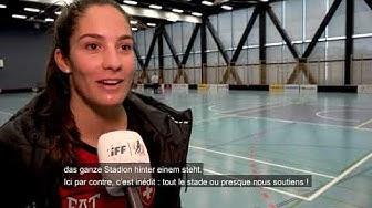 Captain Flurina Marti im Interview