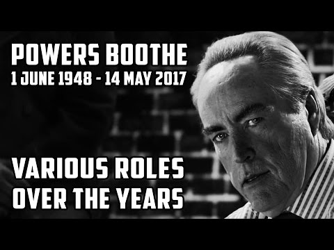 Powers Boothe Tribute